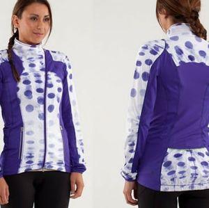 Lululemon Presta Packable Cycle jacket